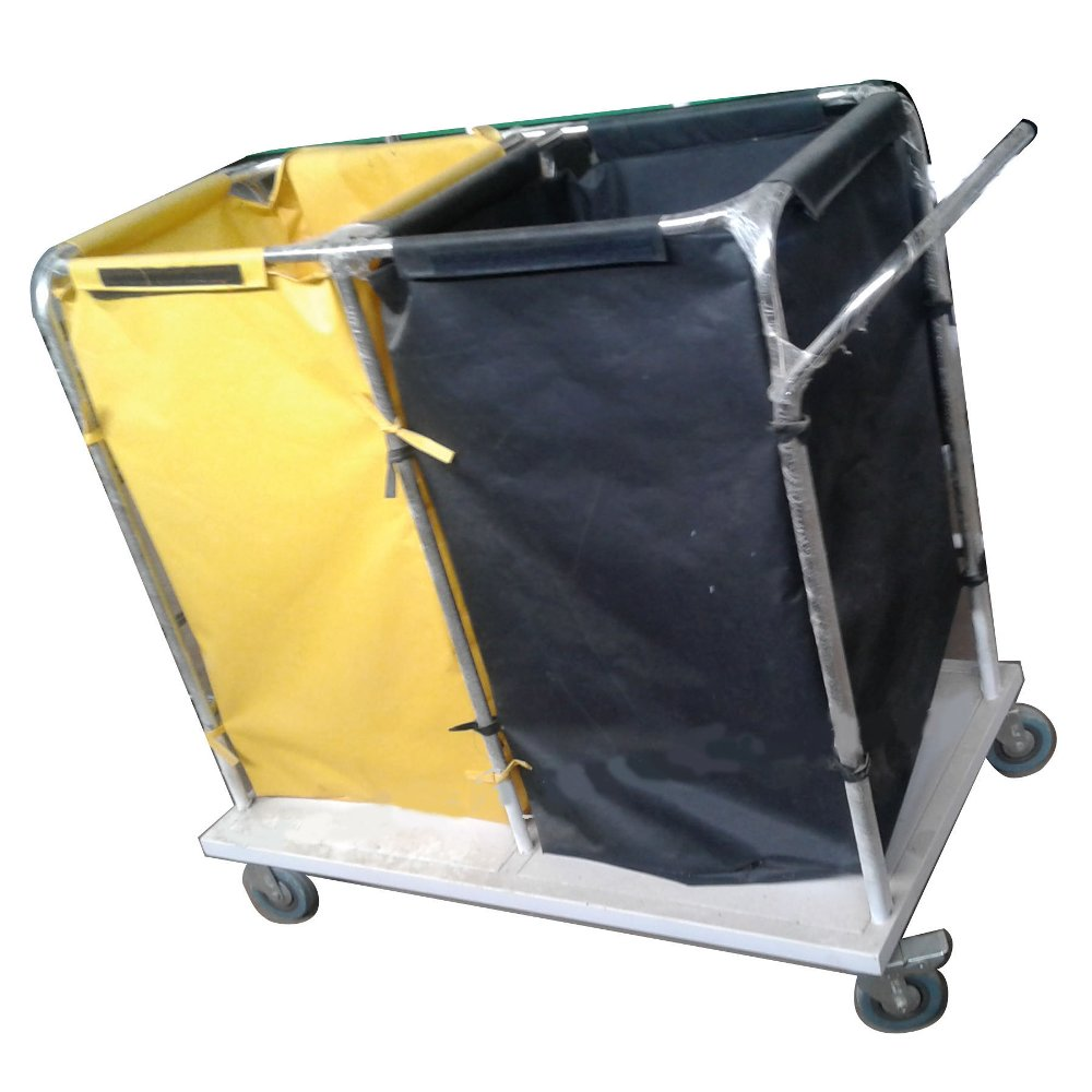 Trolly Laundry Rumah Sakit 2 Bags